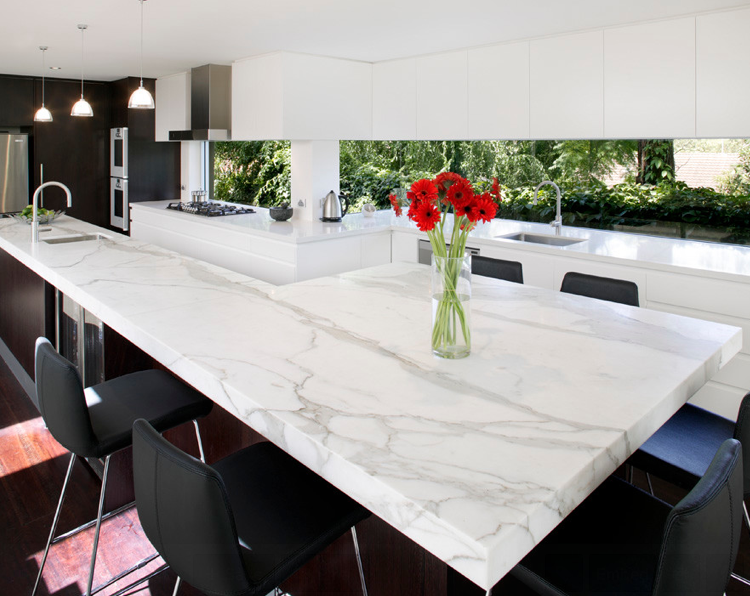 how to clean engineered stone benchtops
