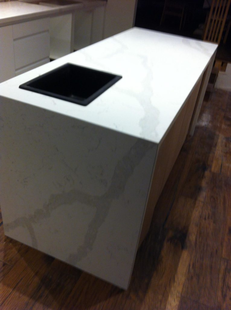 cheap stone benchtops Melbourne project image 1
