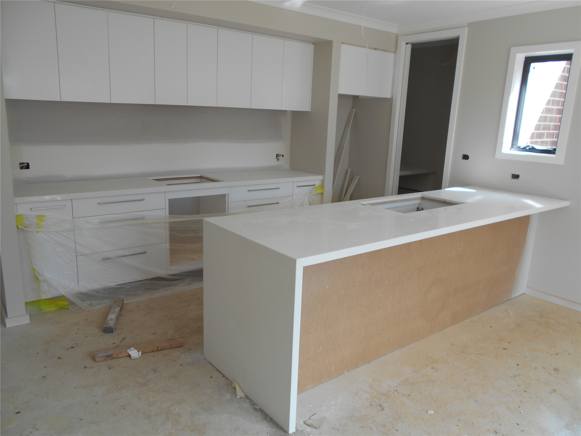 cheap stone benchtops Melbourne project image 11