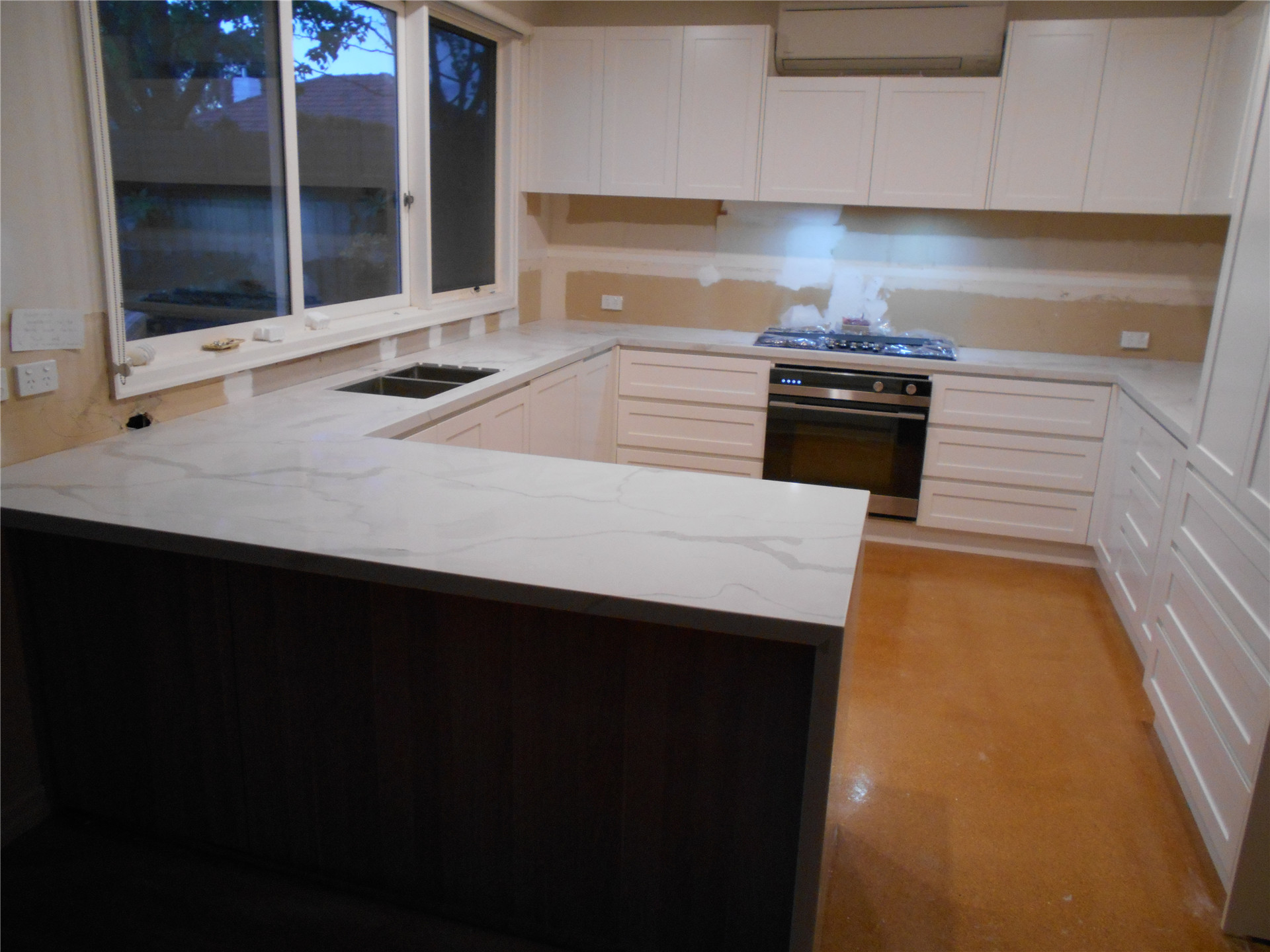 cheap stone benchtops Melbourne project image 13