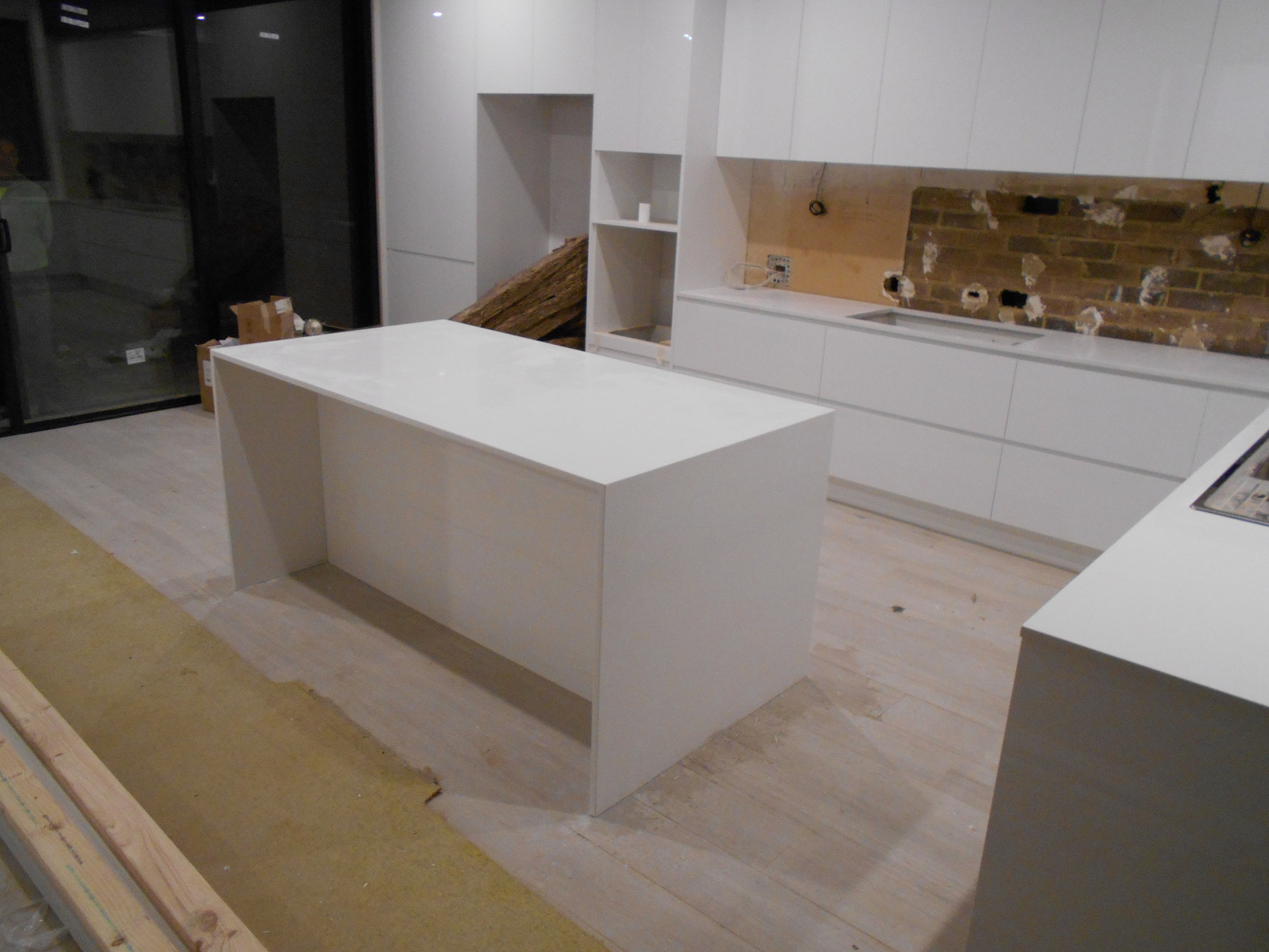 cheap stone benchtops Melbourne project image 2