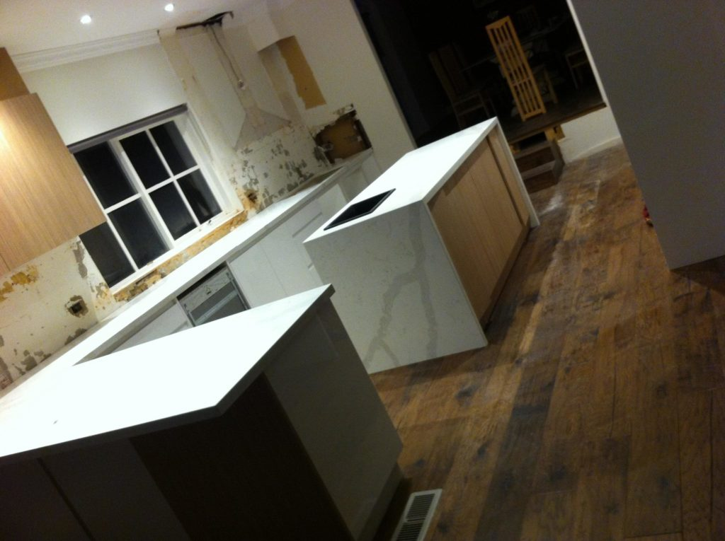 cheap stone benchtops Melbourne project image 3