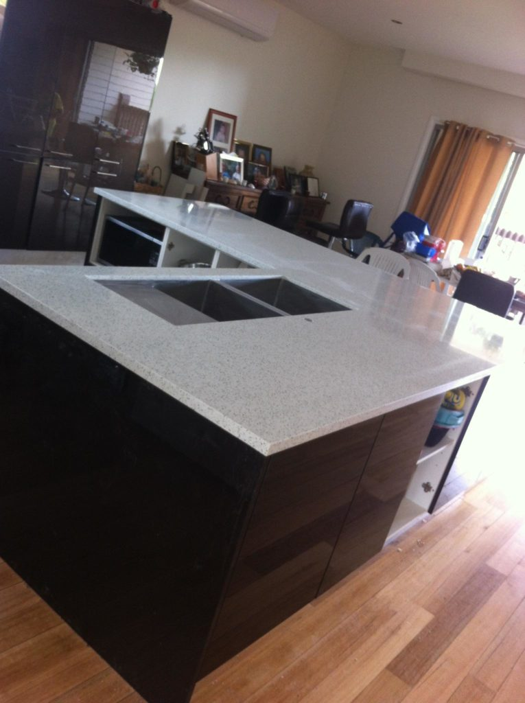 cheap stone benchtops Melbourne project image 4
