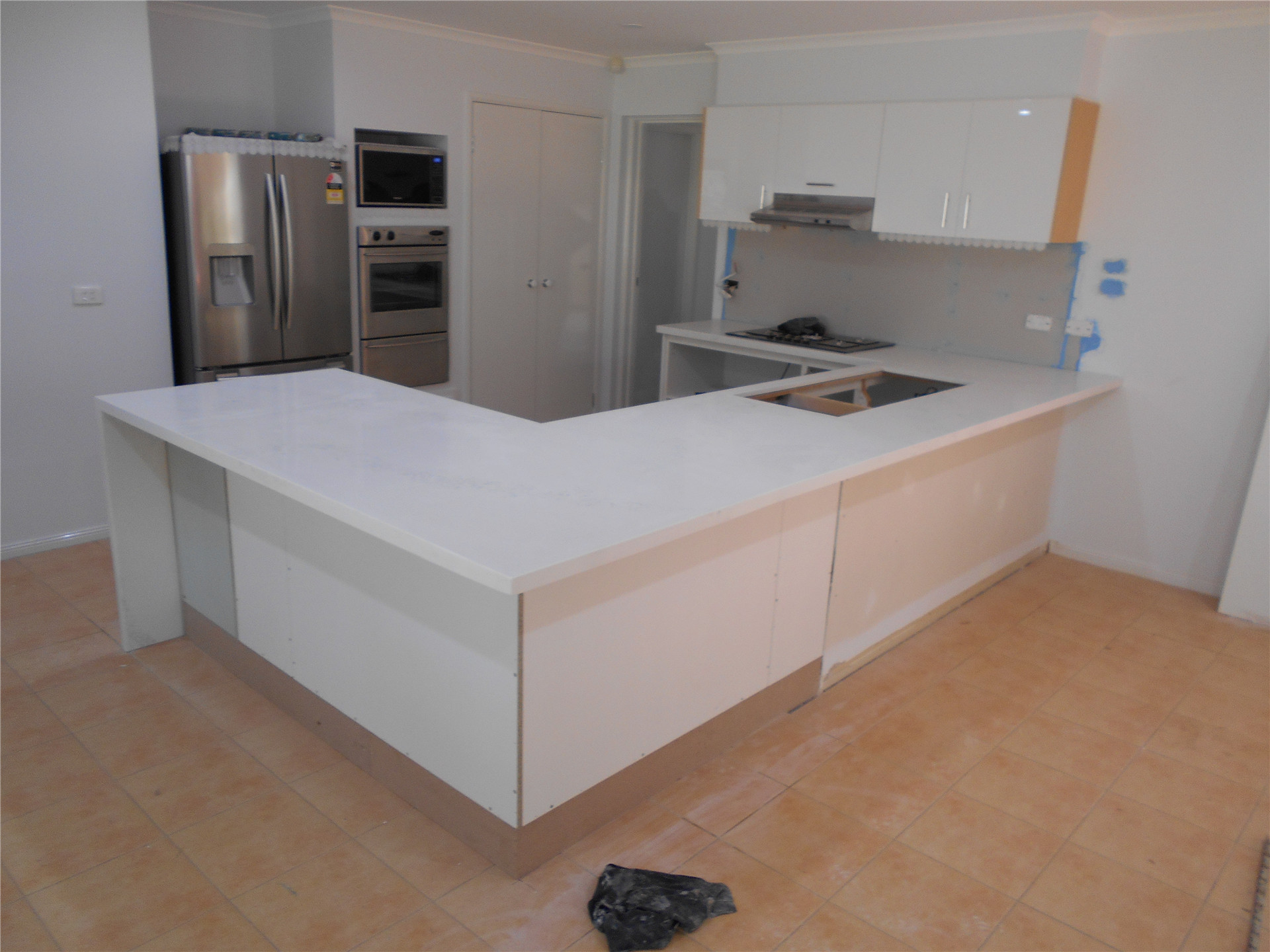 cheap stone benchtops Melbourne project image 9