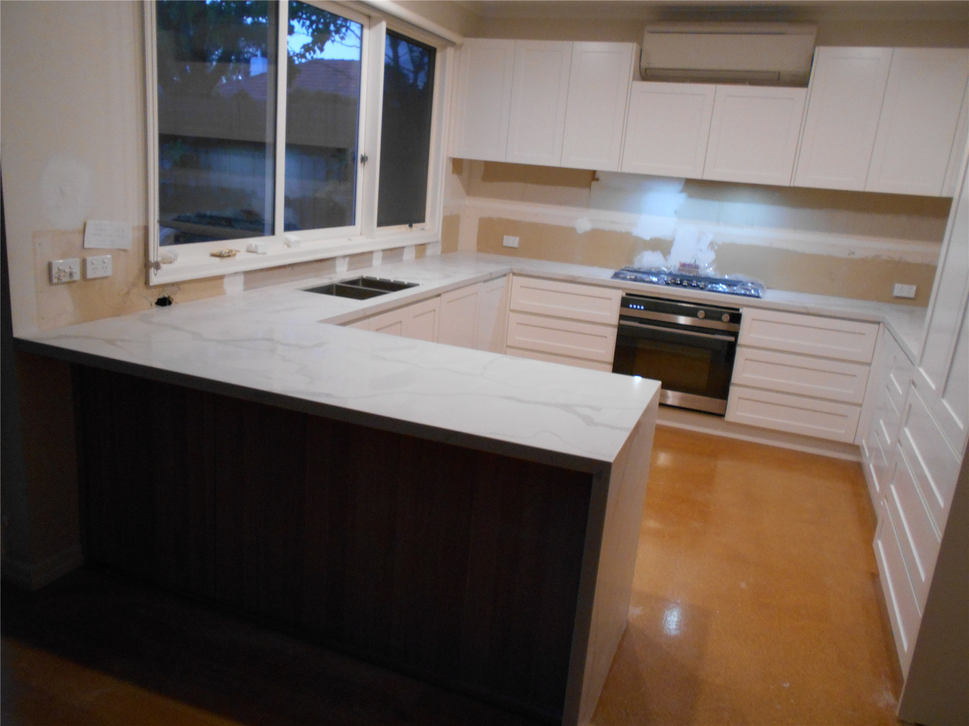 cheap stone benchtops Melbourne project image 17