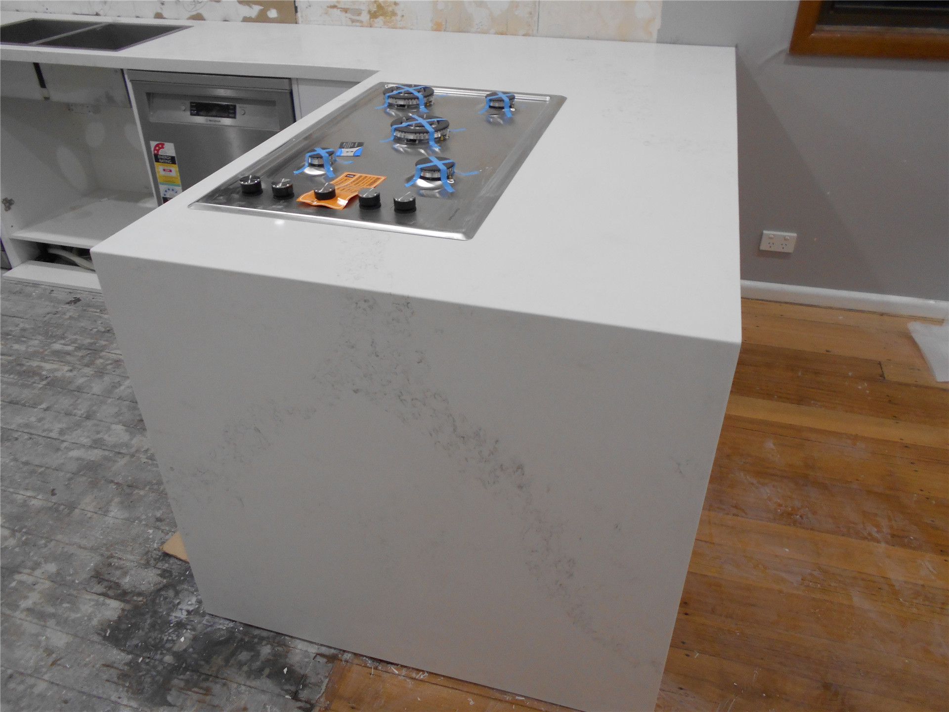 cheap stone benchtops Melbourne project image 19